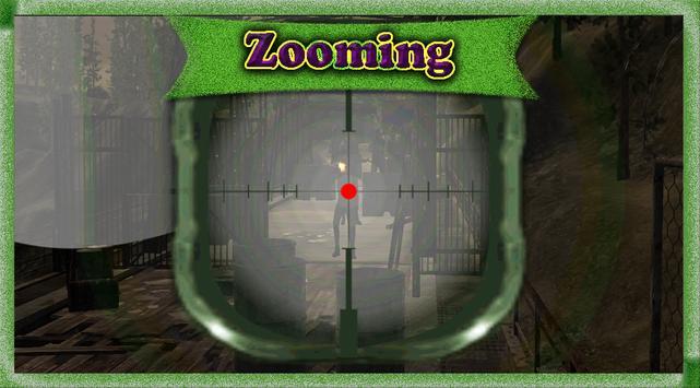Commando War Jungle Zone Shoot screenshot 2