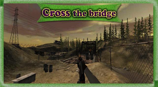 Commando War Jungle Zone Shoot screenshot 3