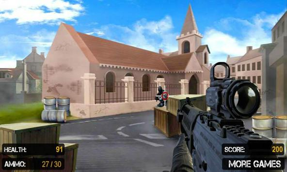 Commando Attack screenshot 4