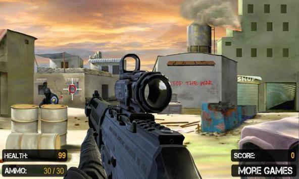 Commando Attack screenshot 1