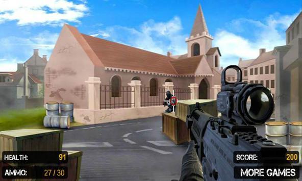 Commando Attack screenshot 2