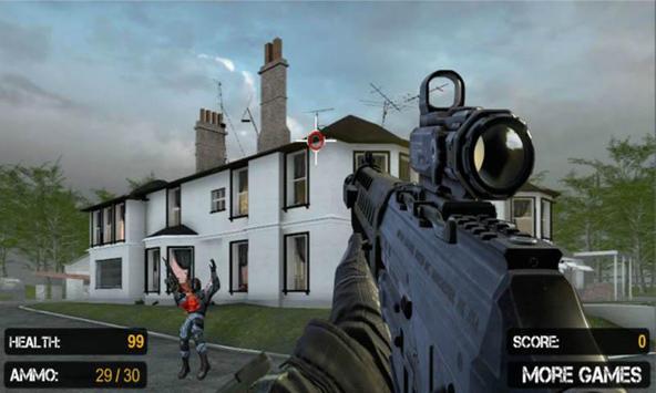 Commando Attack screenshot 3