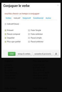 French Conjugation screenshot 4