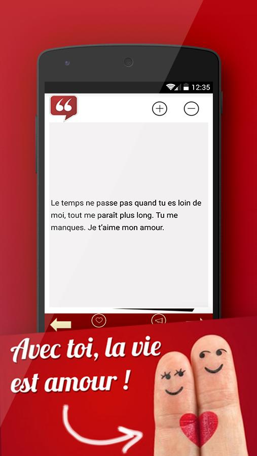 Sms Damour For Android Apk Download