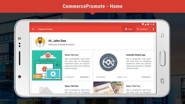 CommercePromote poster