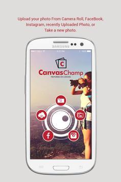 CanvasChamp poster