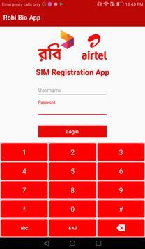 Robi Biometric Verification System (BVS) App screenshot 8
