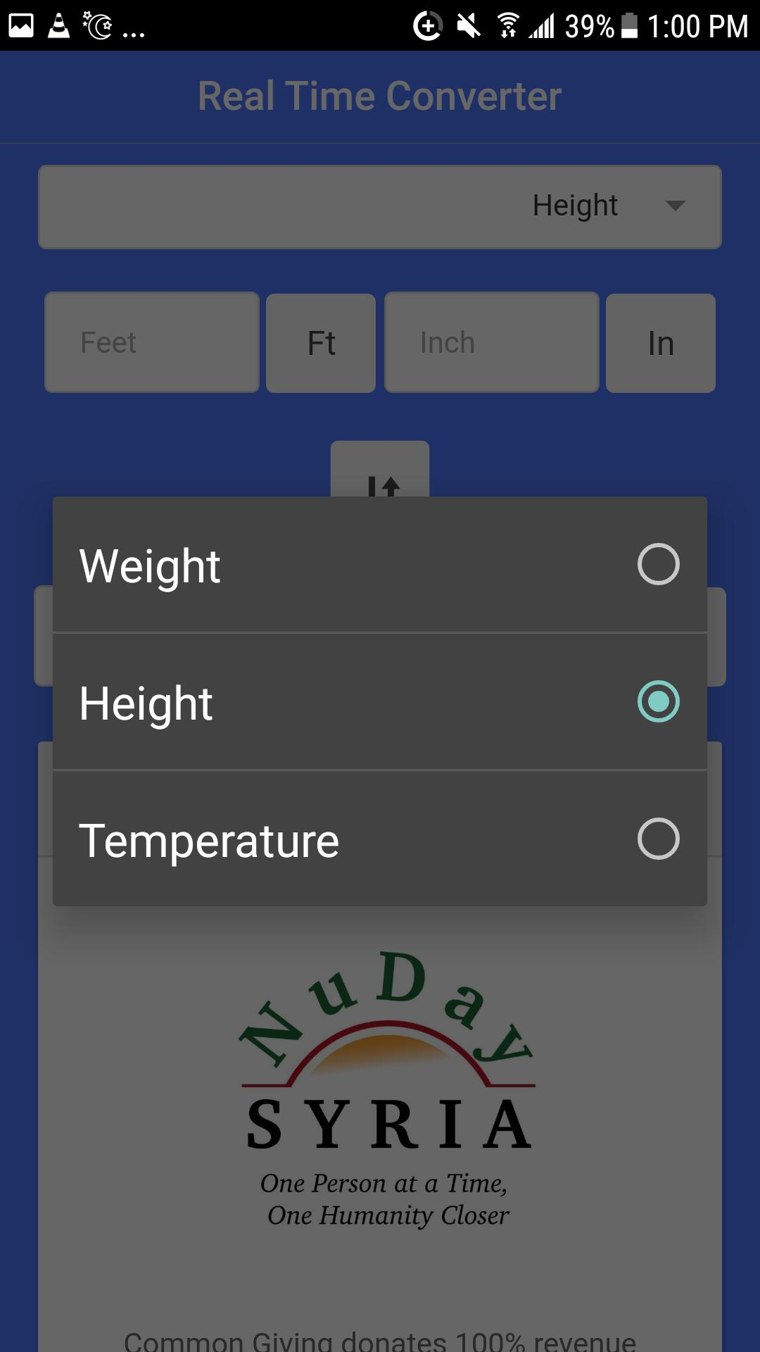 Real Time Converter For Android Apk