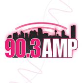 90.3 AMP Radio icon