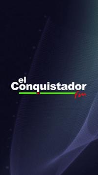 Radio El Conquistador Movil poster