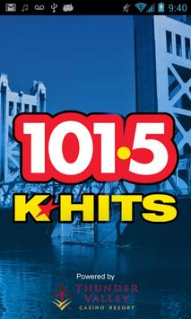 101.5 K-HITS poster