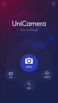 UniCamera - One is Enough الملصق