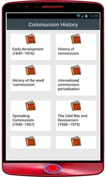 Communism History apk screenshot