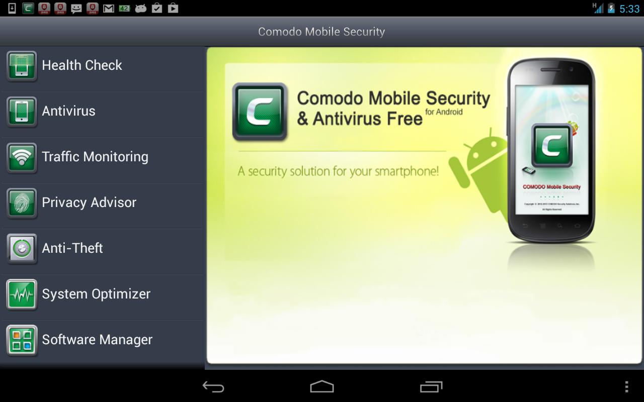 COMODO MOBILE SECURITY ДЛЯ ANDROID 5.2 НА РУССКОМ СКАЧАТЬ БЕСПЛАТНО