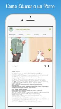 Como Educar a un Perro screenshot 4