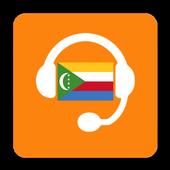 Comoros Emergency Call icon