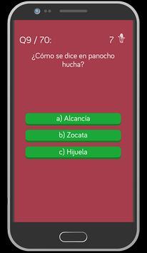 Trivial Panocho apk screenshot