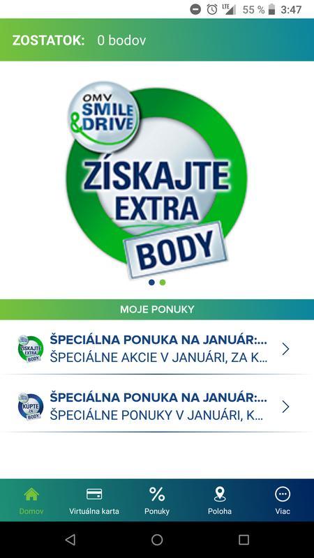 Omv Smile Drive Slovensko For Android Apk Download