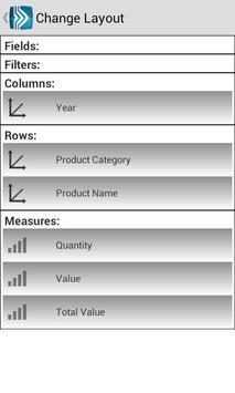 Comarch ERP Mobile BI screenshot 4