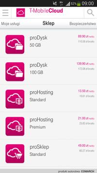T-MobileCloud apk screenshot