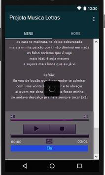 Projota musica e letras apk screenshot