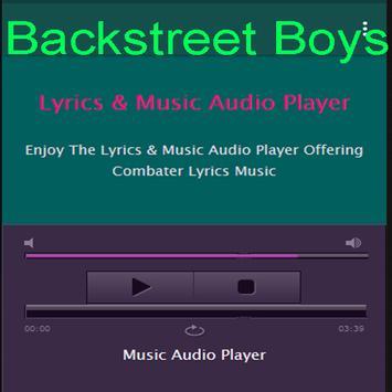 Backstreet Boys Music & Lyrics poster