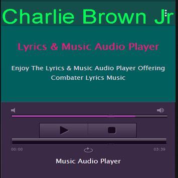 Charlie Brown Jr Musica Letras poster