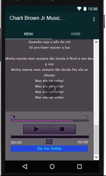 Charlie Brown Jr Musica Letras apk screenshot