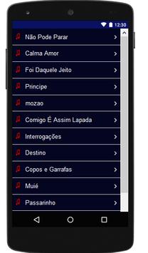 Lucas Lucco Letras Completo screenshot 3