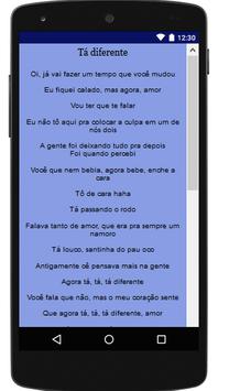 Lucas Lucco Letras Completo screenshot 6