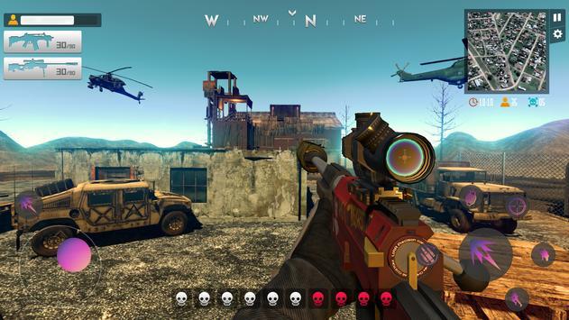 Combat Shoot Out screenshot 3
