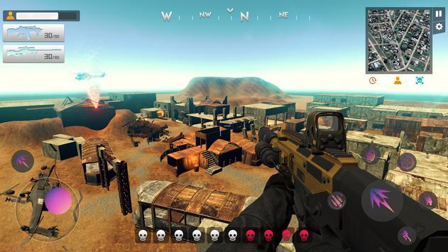 Combat Shoot Out screenshot 1