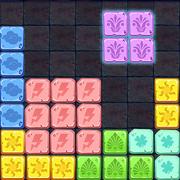 Panda Puzzle Block