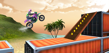 Offroad Moto Trial Racing