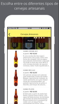 Huma Cervejaria screenshot 1