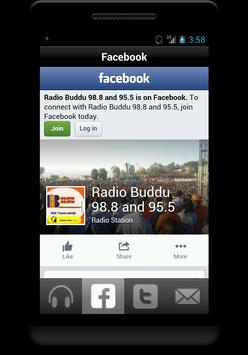 Buddu FM screenshot 2