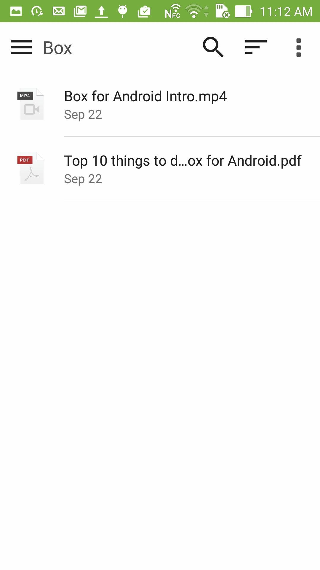 iZip for Android - APK Download