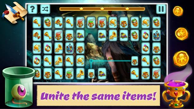 Onet: Fantastic Puzzle screenshot 1