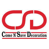 Decorate with us icon