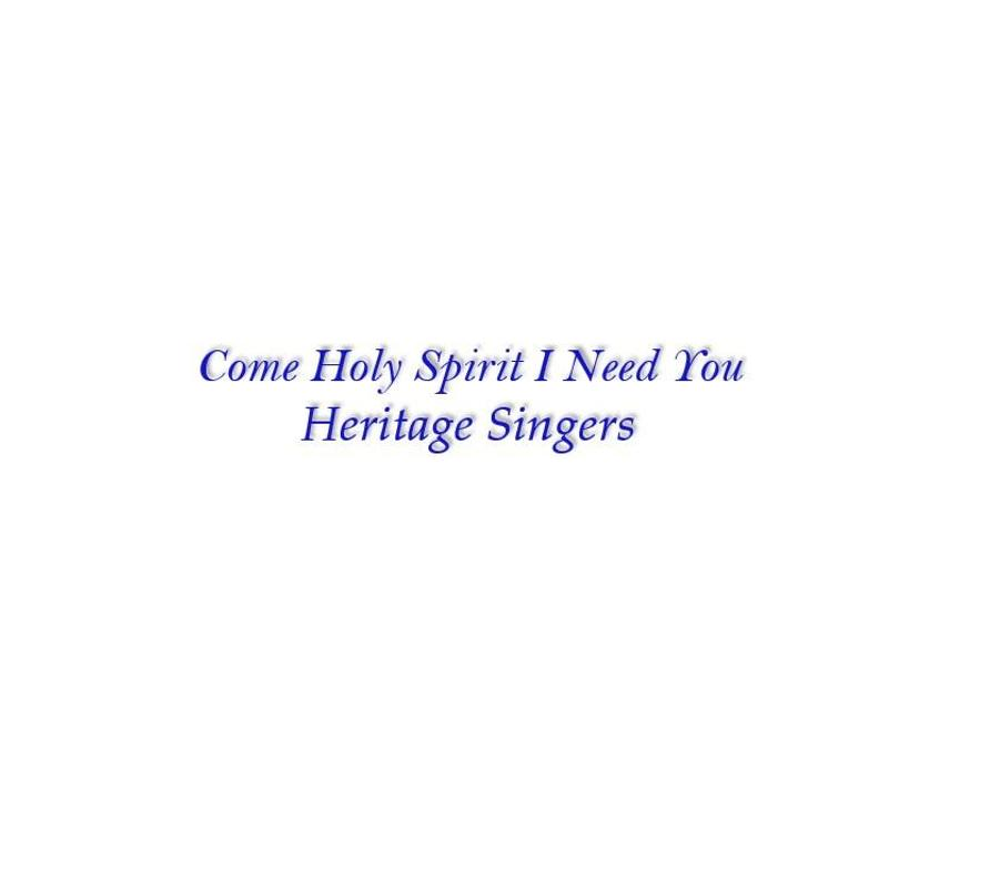 All information about Holy Spirit Lyrics - #catfactsblog