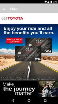 Toyota Card screenshot 1