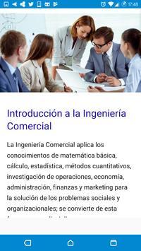 Ingeniería Comercial Fácil poster