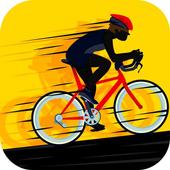 Stick Bike Racing icon