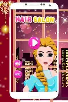 Hair Salon Game poster