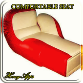 Comfortable Seat Design icon
