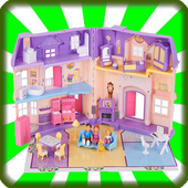 Doll Houses Toy icon
