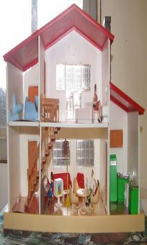 Doll Houses Toy screenshot 1