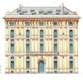 """Genoa, """"Palazzi dei Rolli"""" icon"""