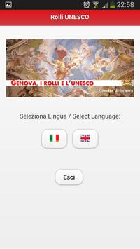 """Genoa, """"Palazzi dei Rolli"""" poster"""