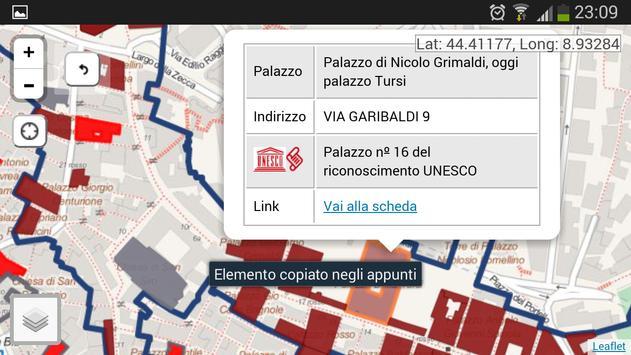 """Genoa, """"Palazzi dei Rolli"""" apk screenshot"""